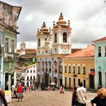 Centro Histórico barroco de Salvador