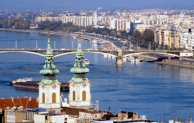 Danúbio, Budapeste, Hungria