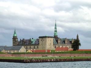 Elsingor (Helsingor), na Dinamarca