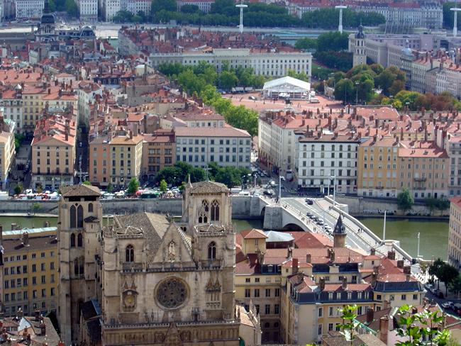 Lyon, Rhône-Alpes, França