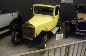 """Museu do carro antigo de Reims (Musée de l""""Automobile"""