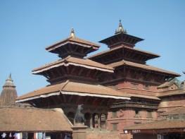 Patan, no Vale de Katmandu, Nepal