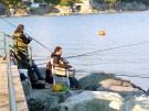 Pescadores em Santa Margherita Ligure