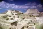 Pirâmides próximas à cidade de México