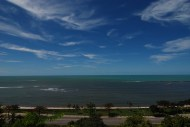 Porto Seguro, o verde mar