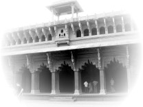 Red Fort, Agra, Índia