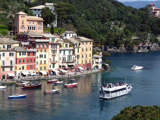 Riviera Italiana, na costa do Mediterrâneo
