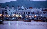 Turismo GLS, Mikonos, Grécia