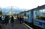 Trem Transalpino, South Island, Nova Zelândia