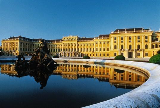 Viena, cidade de arquitetura grandiosa, Áustria