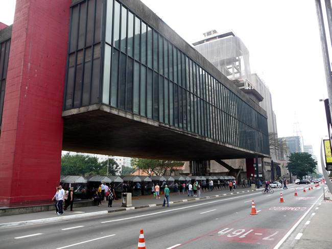 Museu de Arte de São Paulo, MASP