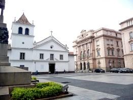 Pátio do Colégio em São Paulo
