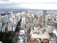São Paulo vista do alto