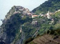 Cinque Terre, na Riviera Italiana