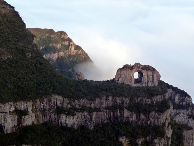 Pedra Furada, Urubici, SC