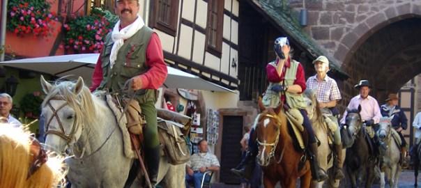 Riquewihr, na Alsácia