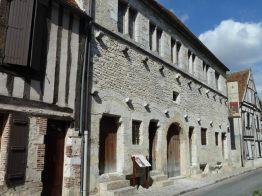 Provins, região de Champagne