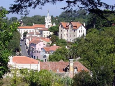 Portugal, Sintra, Centro Histórico