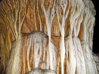 Caverna do Diabo, interior