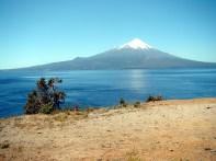 Chile, paisagem, região dos lagos