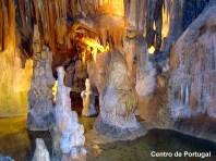 Cavernas no centro de Portugal