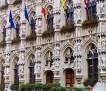 Hotel de Ville, Bruxellas, Bélgica