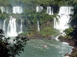 Foz de Iguaçu, vista das quedas