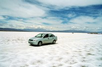 Salina Grande, no Noroeste Argentino (NOA)