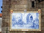 Azulejos em Ponte de Lima
