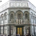 Batistero, Florença, estilo paleocristão-românico,