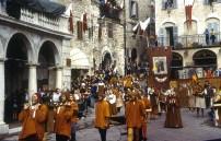 Calendimaggio, Assis, Umbria