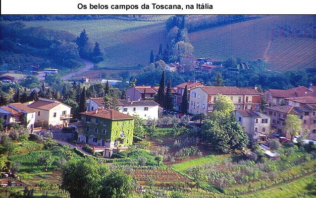 Campos toscanos