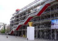 Centre Georges Pompidou, Paris