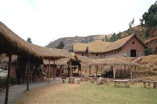 Centro de preservação de técnicas incaicas de tecelagem
