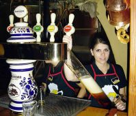 Cervejaria em Valdívia, Chile