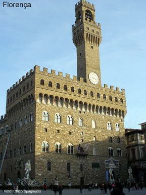 Florença, Palazzo gótico de la Signoria