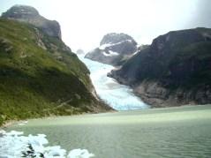 Glaciar Serrano, Chile