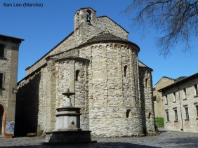 Igreja românica, San Léo,
