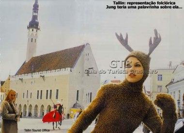 Jogo folclórico, Tallin, Estônia
