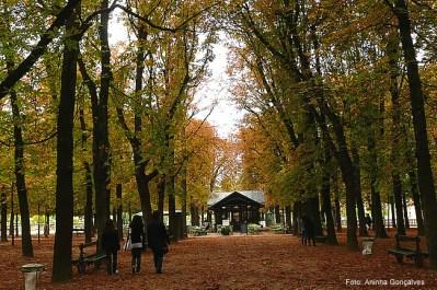 Outono em Paris