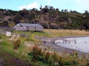 Patagonia, Chile, estância