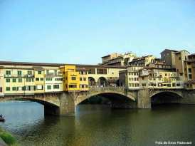 Ponte Vecchio, Firenze, Itália