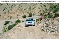 Quebrada de Humahuaca de carro