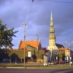 Riga,capital da Letônia