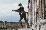 Ruínas de Pompeia, Itália