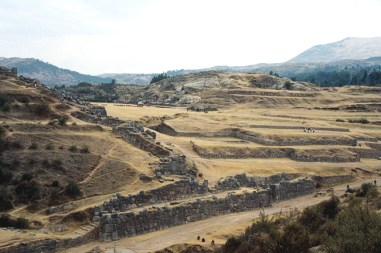 Vale Sagrado dos Incas, vista panorâmica