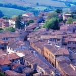 San Gimignano, Toscana, Itália