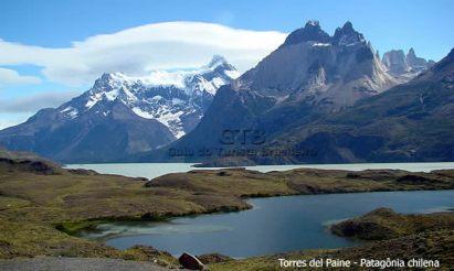Torres del Paine, paisagem