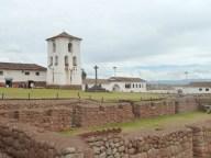 Igreja e sítio arqueológico de Chinchero