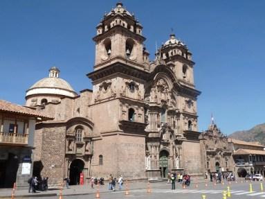 Igreja da Companhia de Jesus em Cusco, Peru